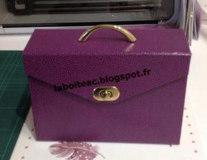 Petite boite à maquillage 38-Isabelle V