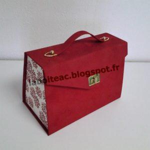 Petite boite à maquillage 55-Thérèse M