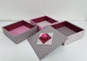 Une Ribambelle de boites 8-Brigitte de MS