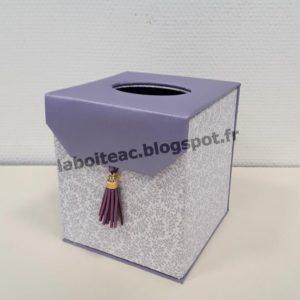 Boite à mouchoirs livre 106-Francine H
